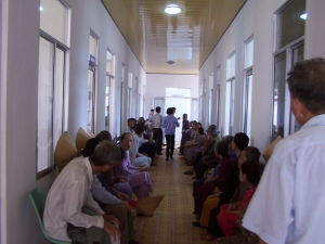 ospedale Phuoc My - 2004
